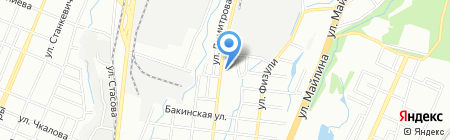 Дом милости на карте Алматы