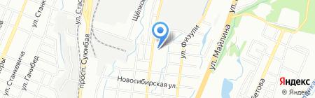 Парфэ на карте Алматы