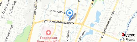 StomDoc на карте Алматы