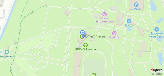 ЦПКиО им. Горького, ул. Гоголя, 1
