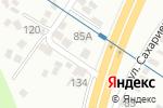 Схема проезда до компании Балапан в Алматы