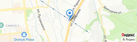 Remedy на карте Алматы