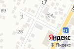 Схема проезда до компании Кен Дала строй в Алматы