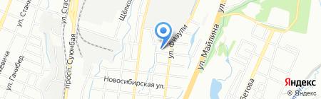 КАРНАВАЛ на карте Алматы