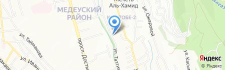 Beta Technology на карте Алматы