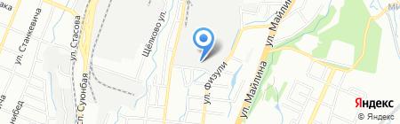 RayElectro-KZ на карте Алматы