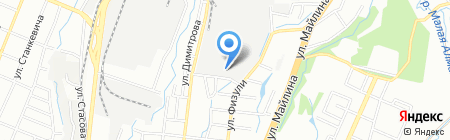 Техноплас-КЗ на карте Алматы