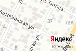Схема проезда до компании Достар в Алматы