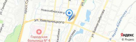 Ингушский культурный центр на карте Алматы