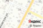 Схема проезда до компании Шипагер в Алматы