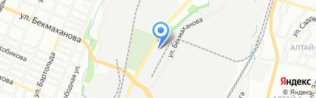 Газатор-защита хлебопродуктов на карте Алматы