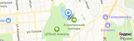 KRINNER KAZAKSTAN на карте Алматы