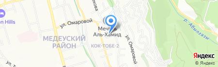 Грундфос Казахстан на карте Алматы