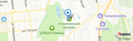 Global Constraction Plus на карте Алматы