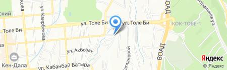 Make-up Studio на карте Алматы