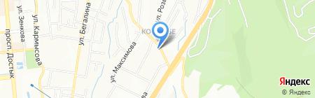 Aqua Service на карте Алматы