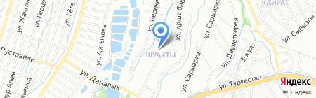 KTK Service на карте Алматы