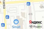 Схема проезда до компании INjU в Павлодаре