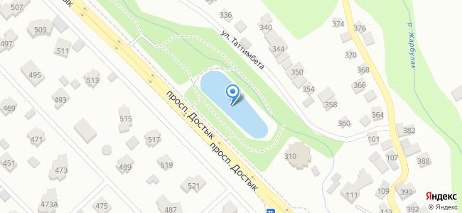 Казахстан, Алматы, микрорайон Кок-Тобе-2