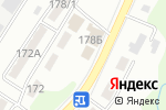 Схема проезда до компании Айман в Алматы