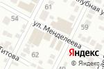 Схема проезда до компании Парикмахерская в Алматы