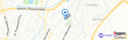BESTHIM на карте Алматы