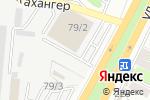 Схема проезда до компании Nomad Motors в Алматы
