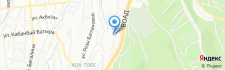 Hangar.kz на карте Алматы