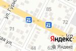 Схема проезда до компании GatePlus в Алматы