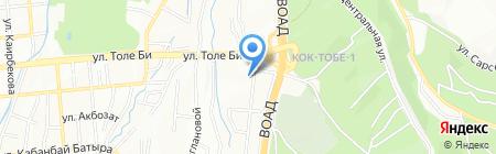 Lemonadoff Food на карте Алматы