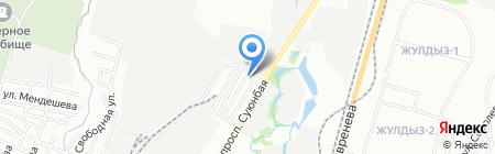 Castrom Partners на карте Алматы