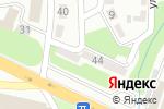 Схема проезда до компании Орбита-Дент в Алматы