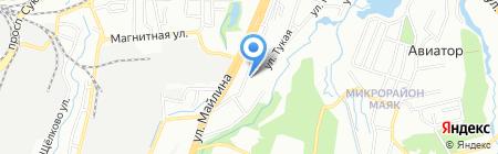 Алмат Экспресс Авто на карте Алматы