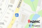 Схема проезда до компании Кастек, ТОО в Алматы