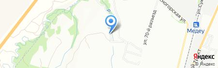 AVON дистрибьюторская компания на карте Алматы