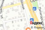 Схема проезда до компании Гранат в Алматы