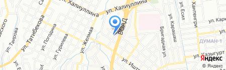 Супер тамада на карте Алматы