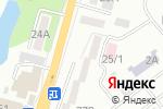Схема проезда до компании Джемка в Алматы