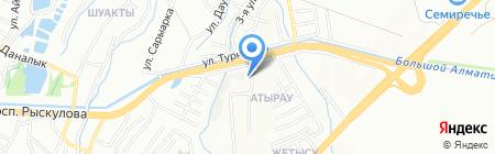 Vladi на карте Алматы