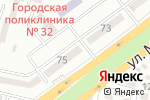 Схема проезда до компании Торгово-сервисная компания в Алматы