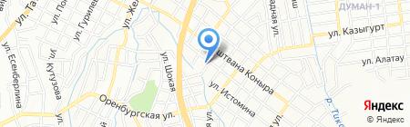 Techno Group на карте Алматы