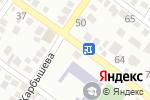 Схема проезда до компании Modern в Алматы