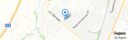 SAN Trade-Service ТОО на карте Алматы