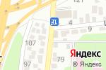Схема проезда до компании Тумар в Алматы