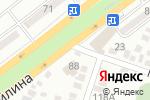Схема проезда до компании Rasul Dent в Алматы