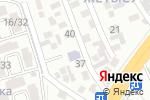 Схема проезда до компании Балбобек в Алматы