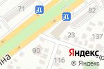Схема проезда до компании Добруша в Алматы