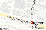 Схема проезда до компании ЕТС-Казахстан в Алматы