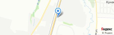 УНКОМТЕХ на карте Алматы