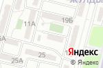 Схема проезда до компании Переводческое агентство в Алматы